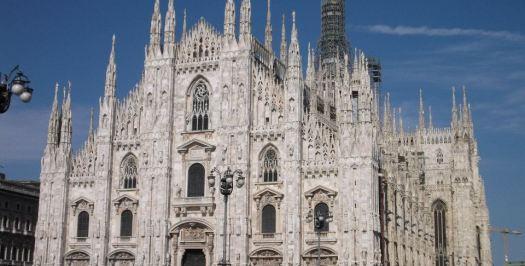 Catedral Duomo - Foto por: Gisele Almeida