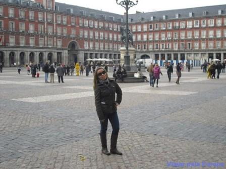 Madrid - A Cia. Ibéria costuma ter bons preços.