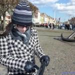 Aprendendo a usar a bike 1
