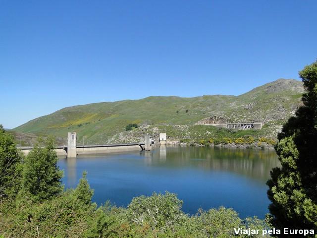 A caminho da barragem :)