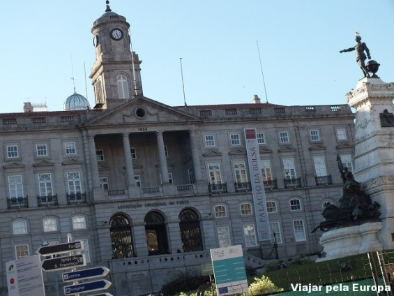 Palácio da Bolsa, Porto.