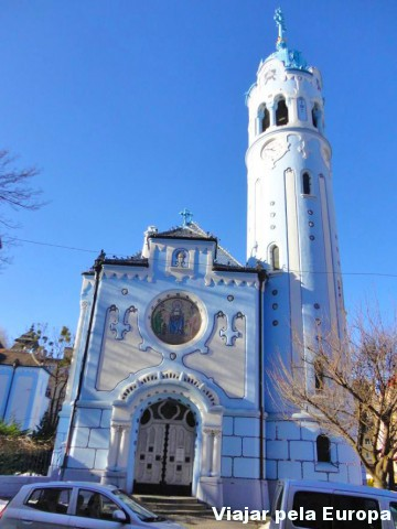 Igreja Azul :)