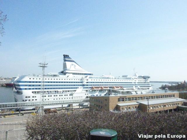 Cruzeiro da Tallink.