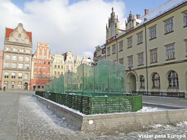 Praça Principal :)