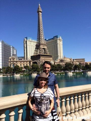 Não é Paris é Las Vegas :D