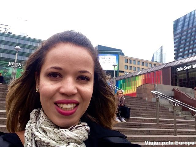 Gisele Almeida - Jornalista - Fundadora e Editora do Blog Viajar pela Europa - Estocolmo - Suécia.