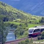 Train trip – Noruega