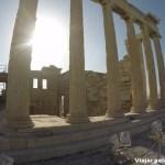 Pathernon – Atenas.