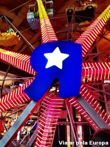 A loja da salvação na Times Squares... hehe