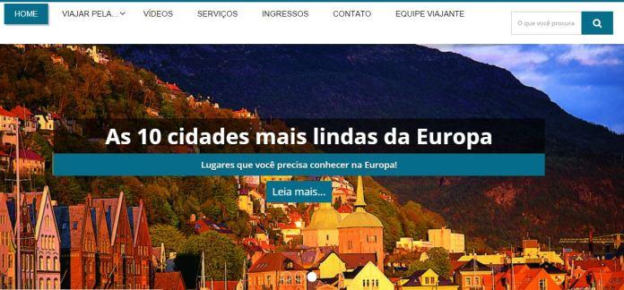 Blog Viajar pela Europa