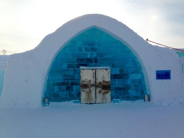 Ice Hotel Kiruna - Editada