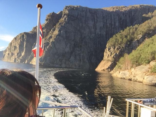 Cruzeiro ao Lysefjord e Preikestolen