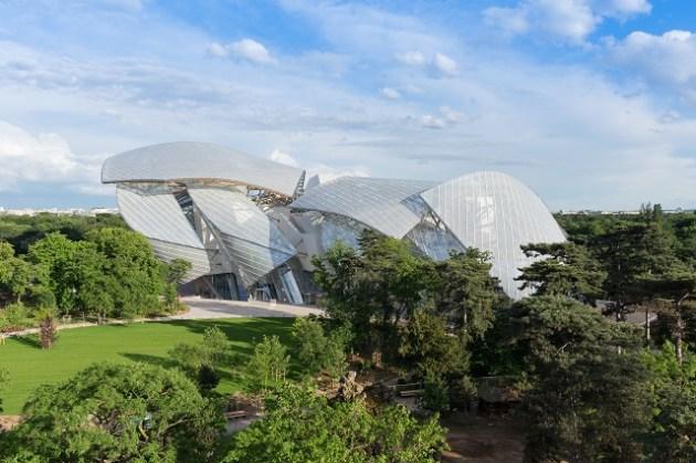 3 - Fondation Louis Vuitton - Foto por Iwan Baan ©Gehry partners LLP
