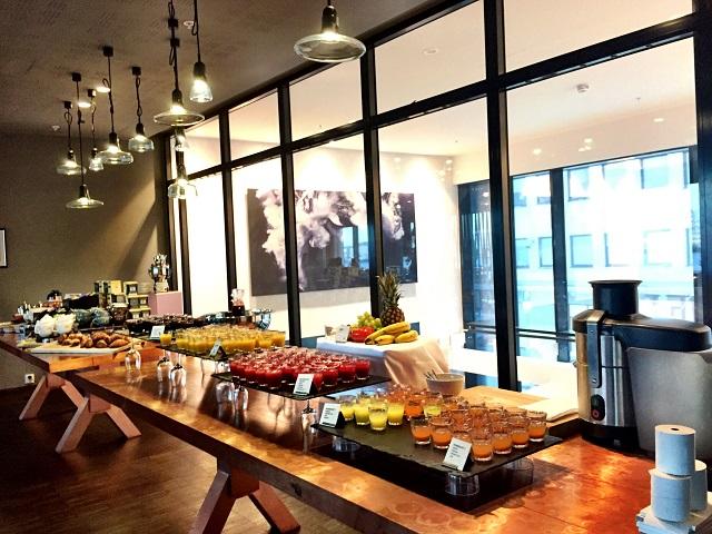 Café da Manhã Hotel Scandic Havet Bodo 10 ed