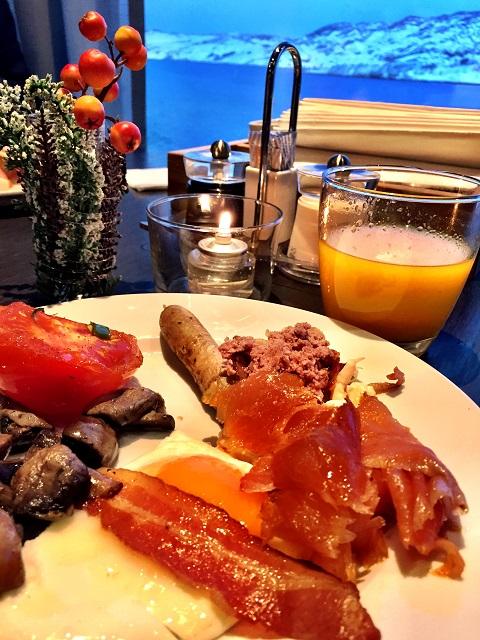 Café da Manhã Hotel Scandic Havet Bodo 11 ed