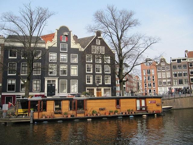 Casa da Anne Frank de Amsterdam