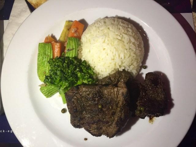 Camel Steak