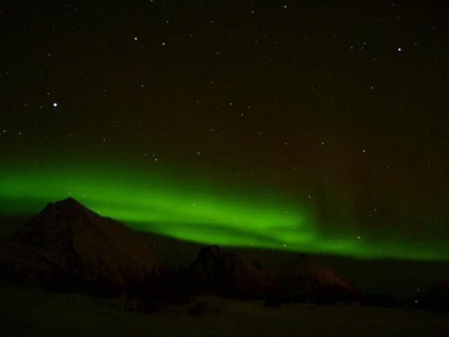 Aurora Boreal em Tromsø
