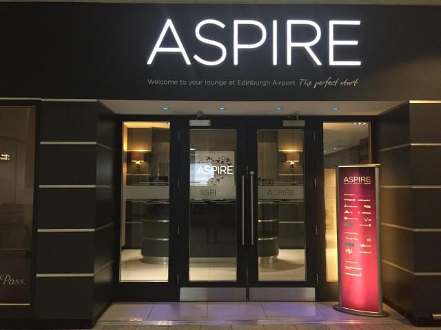 Aspire lounge