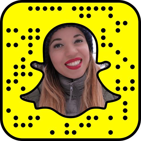Snapchat de viagem