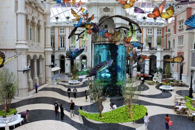 Hotel MGM Macau - Praça