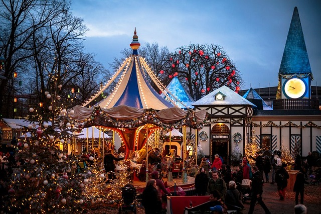 O que fazer em Copenhague no natal