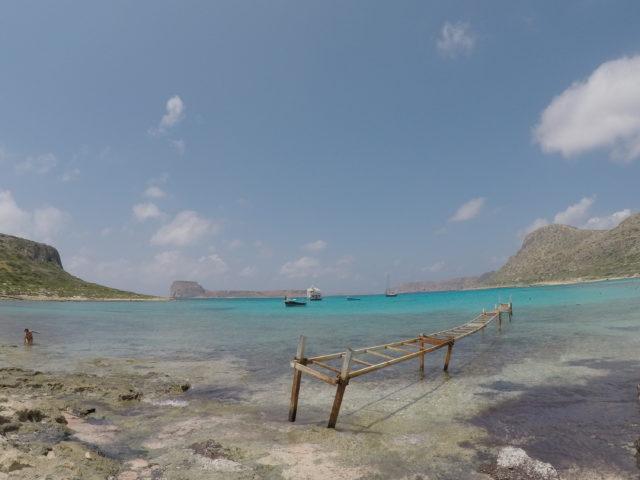 Balos Lagoon