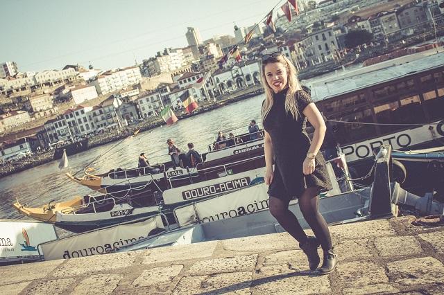 Fotos profissionais da minha viagem ao Porto