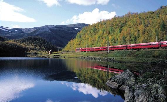 viagem de trem mais linda da Europa