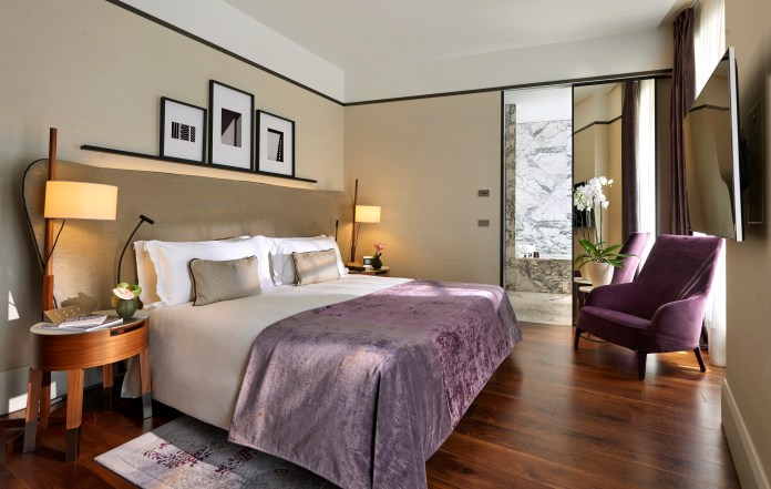 Hotel de Luxo em Milão
