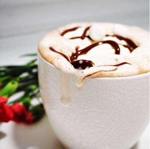 godaste varma chokladen