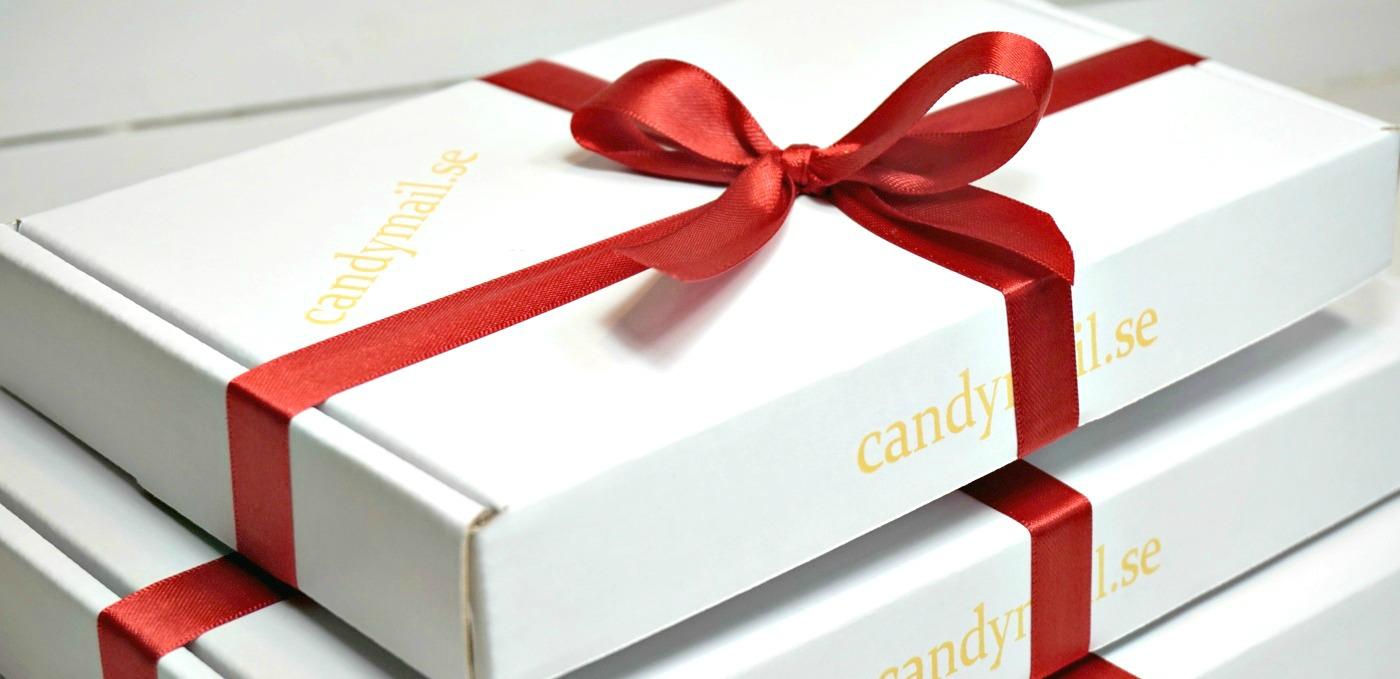 skicka choklad på posten