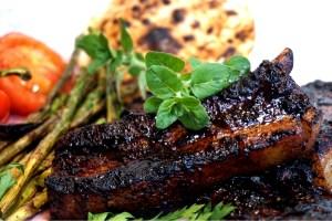 Marinerade grillribs