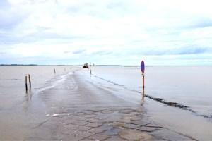 Passage du Gois & Noirmoutier-en-l'Île Roadtrip Europa dag 5
