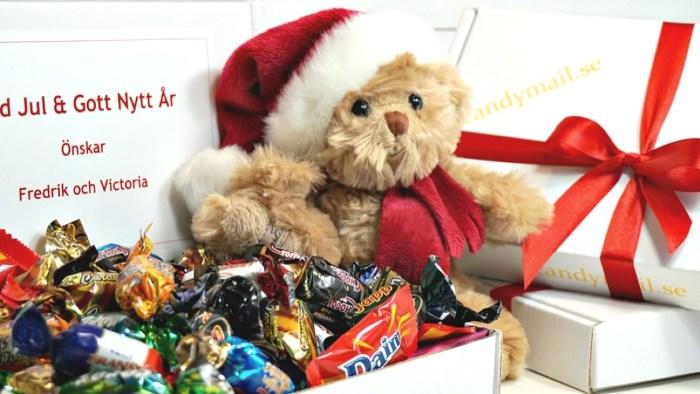 Skicka choklad och godis