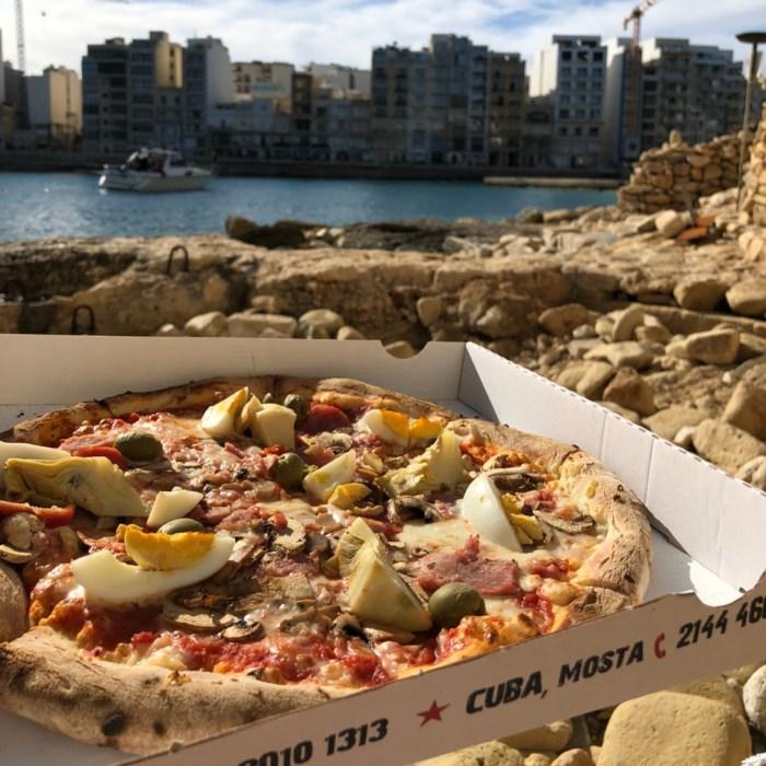 Lazy days på Malta -dag 5