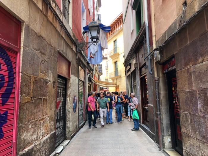Bilbao dag 31 & 32 - Roadtrip 2018