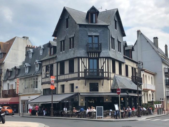 Honfleur, Deauville & Trouville dag 21 - Roadtrip 2018