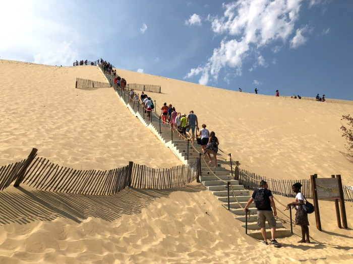 Dune du Pilat & Bordeaux dag 29-30- Roadtrip 2018
