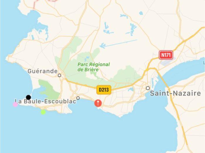 Saint Nazaire & Le Croisic dag 23 & 24 - Roadtrip 2018