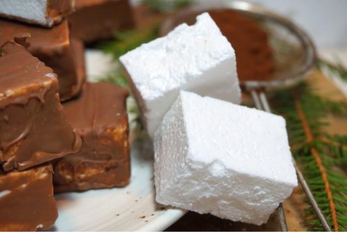 Mumsmums med mjölkchoklad