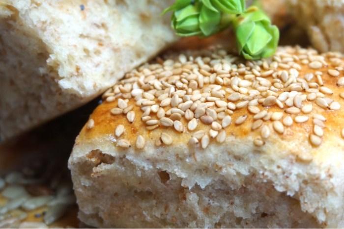 Snabbt frukostbröd i långpanna