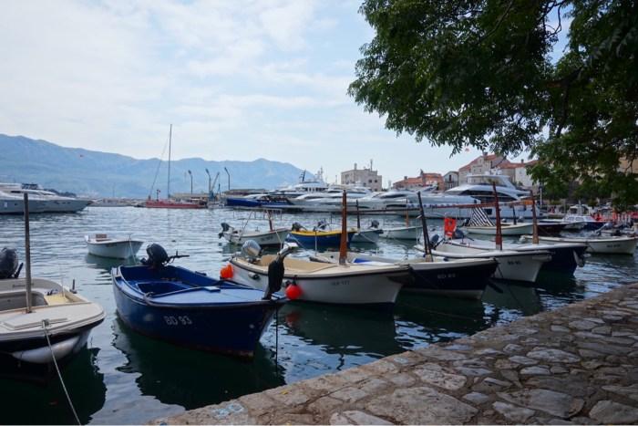 Montenegro Budva & Canj - Roadtrip