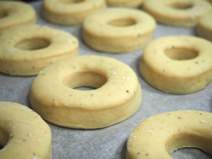 Kalljästa donuts