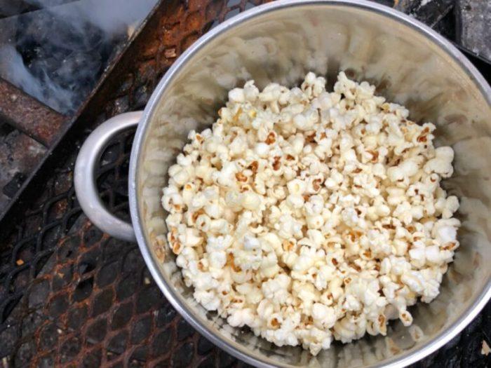 Poppa popcorn ute