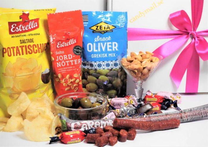 Afterwork-lådan Candymail.se