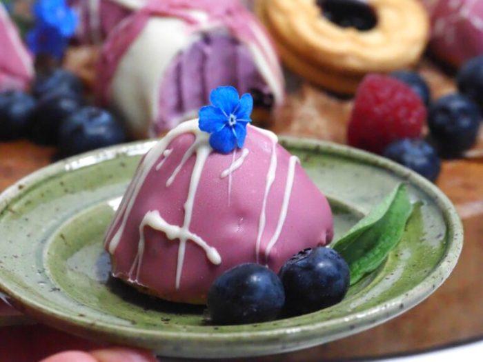 Singoalla blåbärsbiskvier
