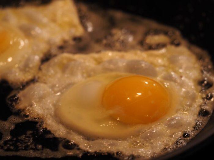 Hemmagjord Egg McMuffin