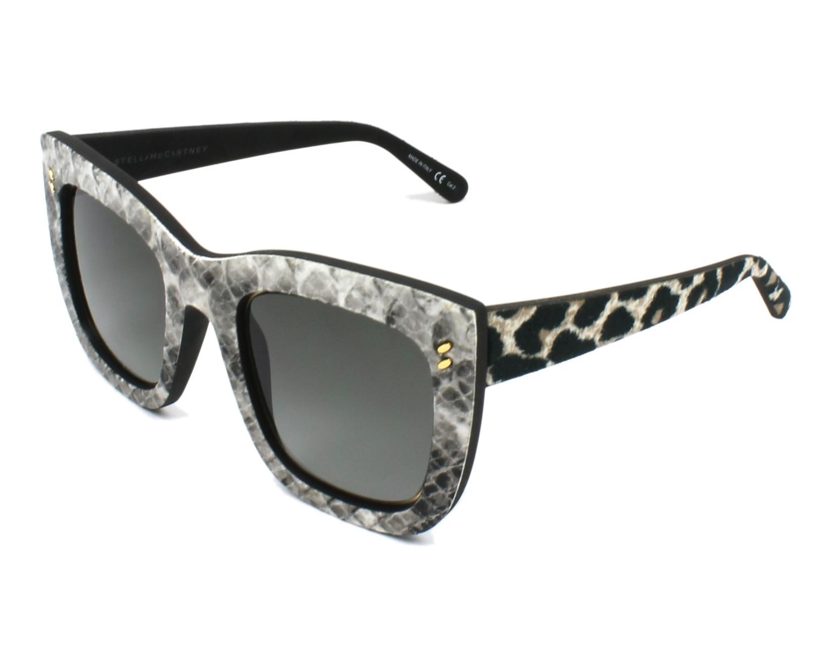 06adb74de2 Stella Mccartney Sunglasses Leo With Grey Lenses Sc 0067 S