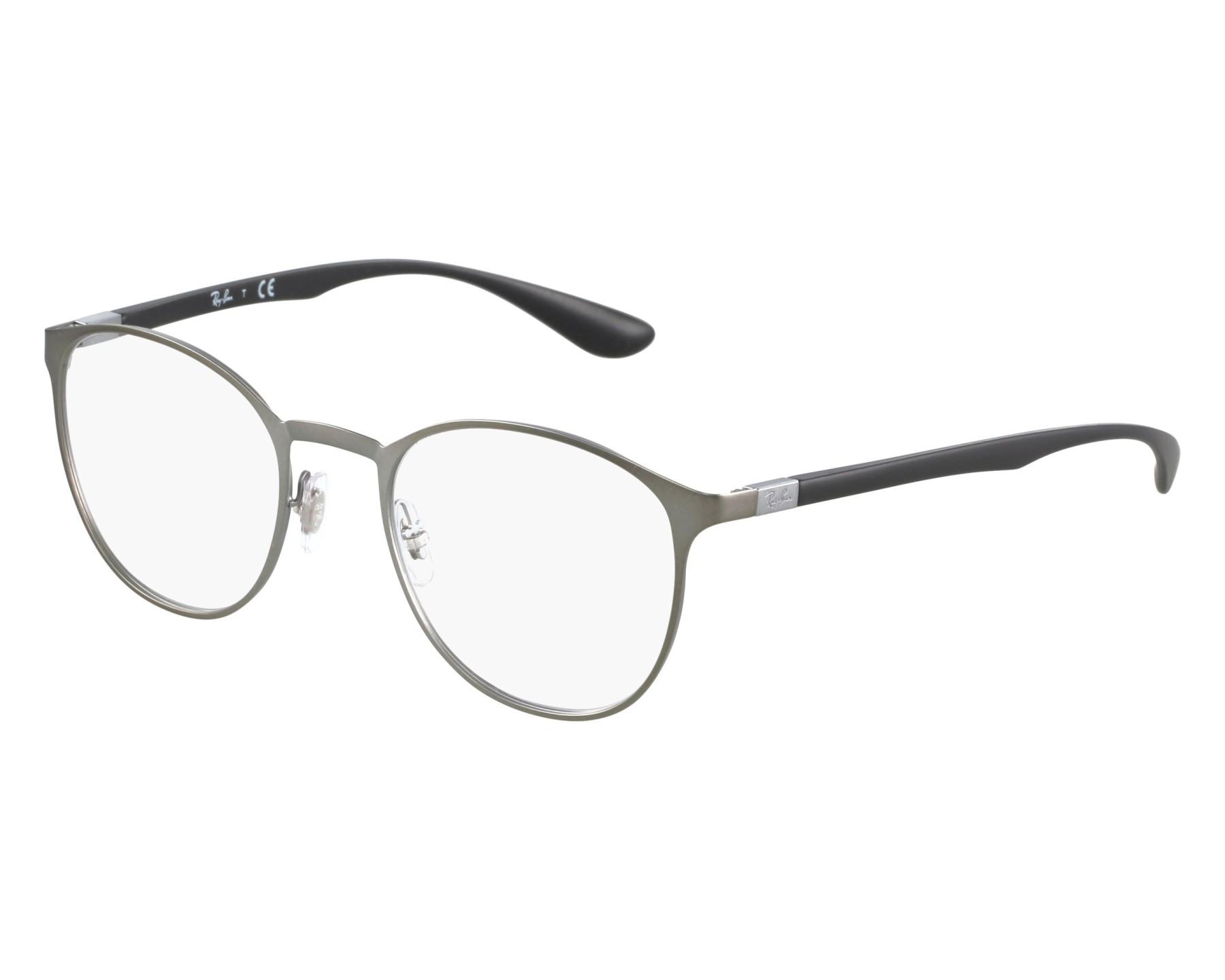 Ray Ban Eyeglasses Rx Bronze